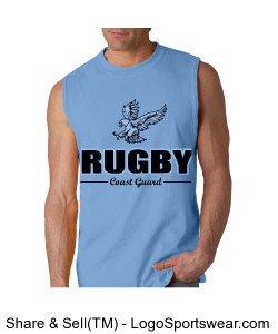 CG Rugby T-Shirt Design Zoom